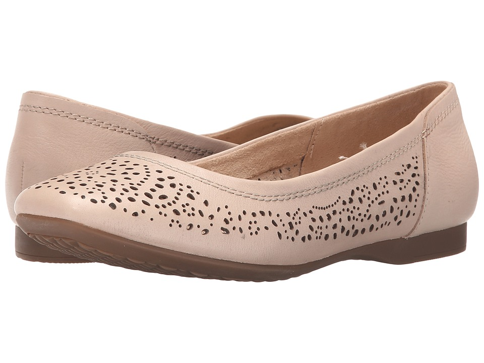Hush Puppies Charee Callies (Nude Perf) Women