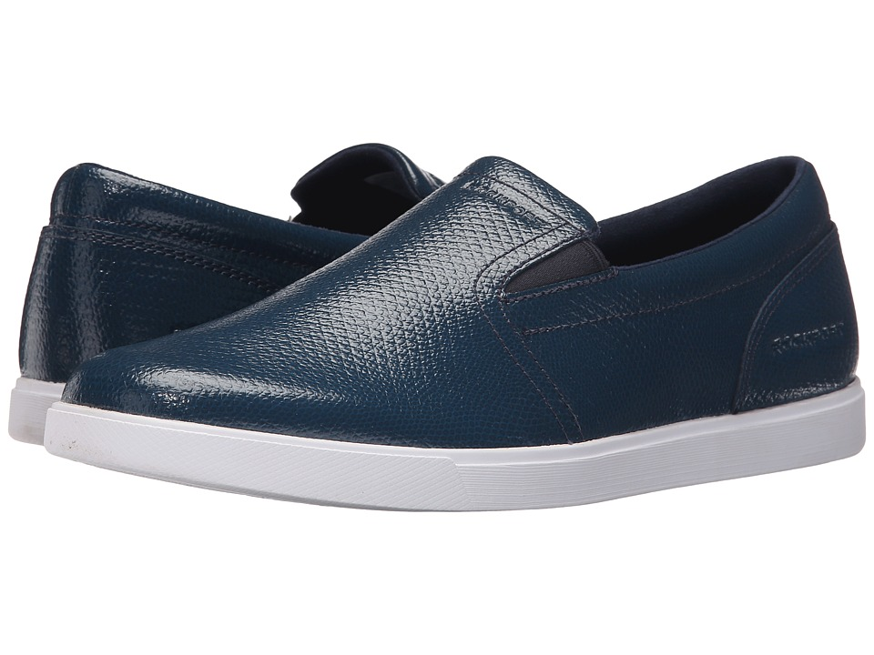 Rockport Jet Streak Croydon Slip-On (New Dress Blues) Men
