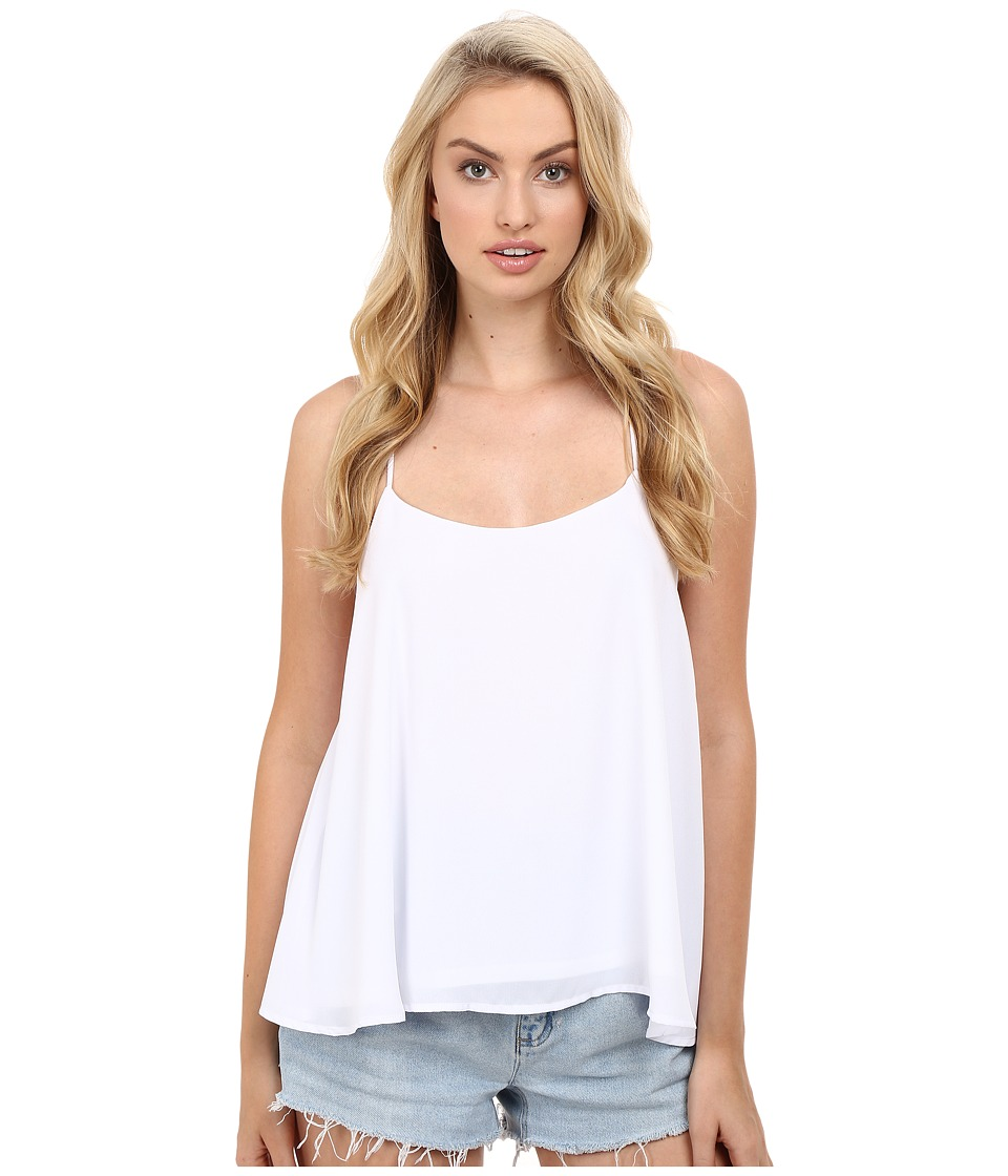 Show Me Your Mumu - Carson Top (White Crisp) Women's Clothing