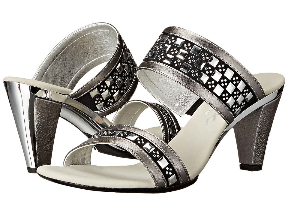 Onex - Chess (Pewter) High Heels
