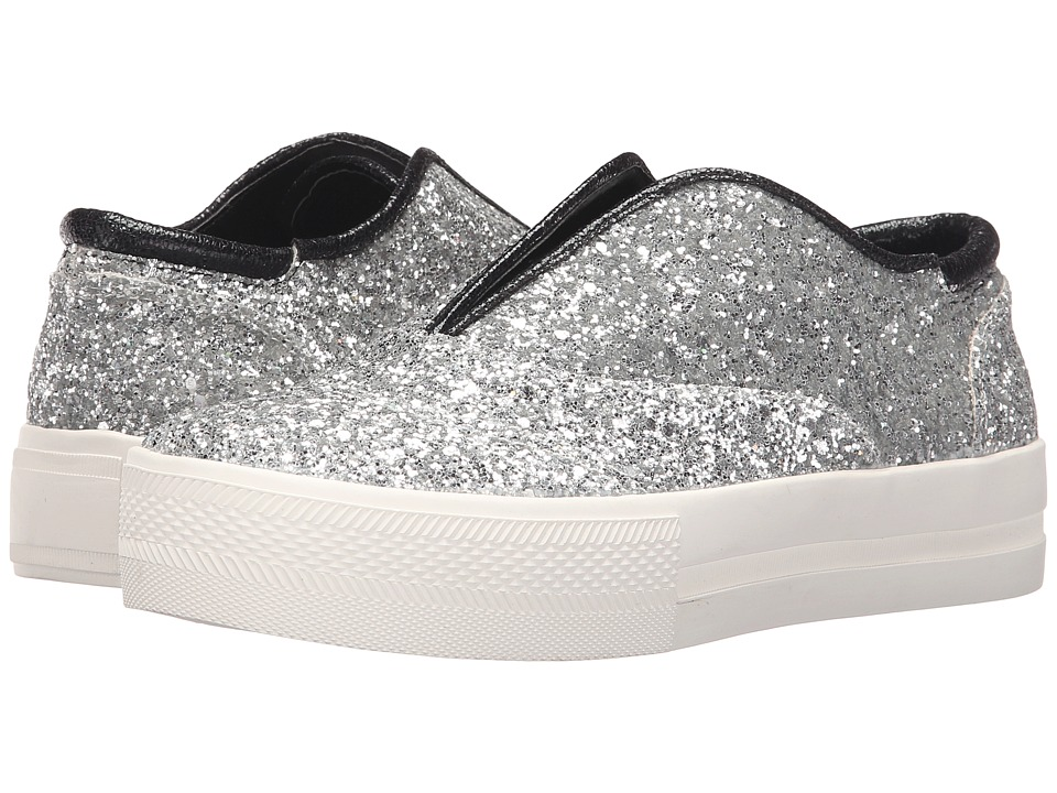Michael Antonio - Druce Glitter (Silver) Women's Shoes