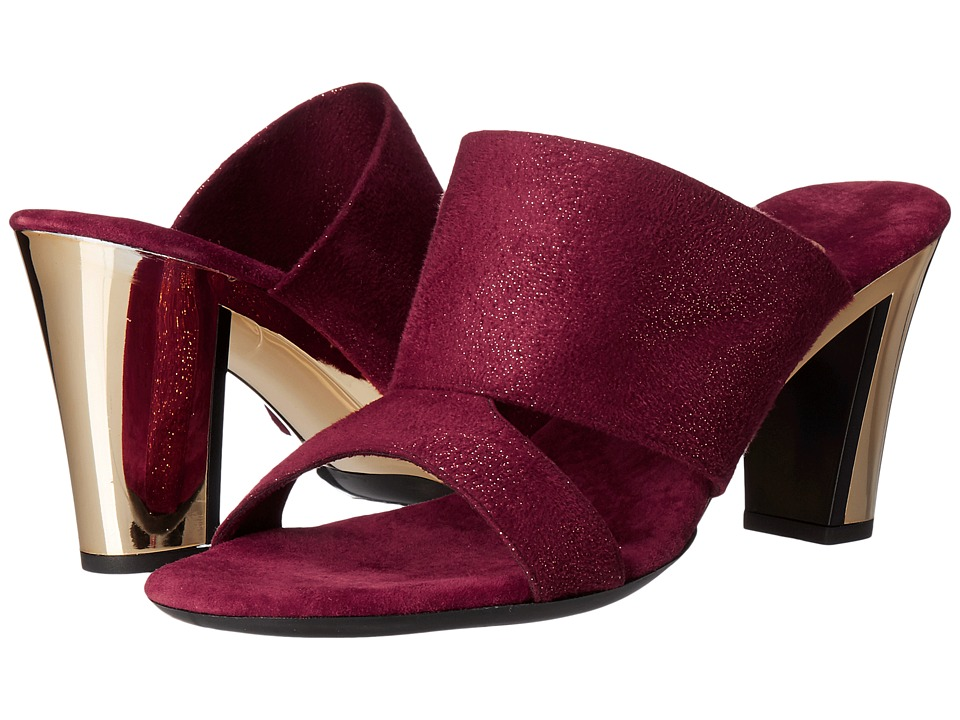 Onex - Citylife (Burgundy) High Heels