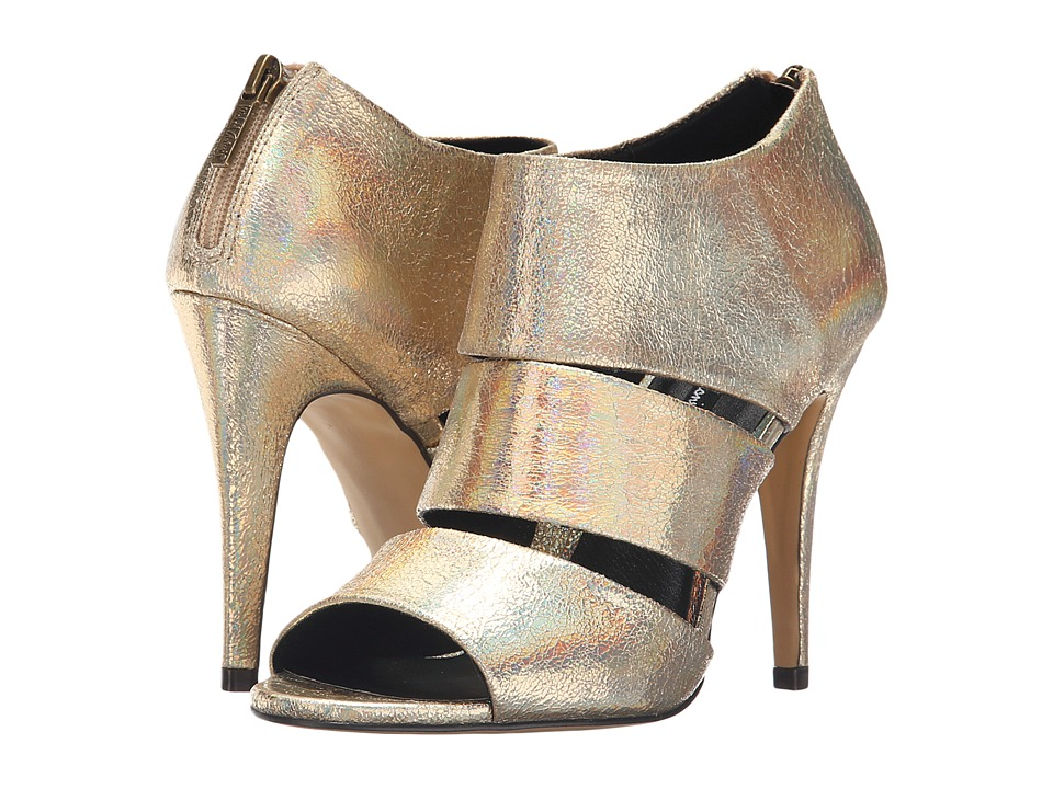Michael Antonio - Jaws Metallic (Gold) High Heels