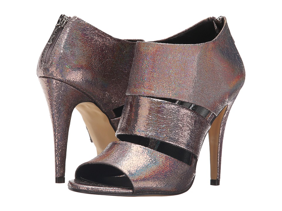 Michael Antonio - Jaws Metallic (Pewter) High Heels