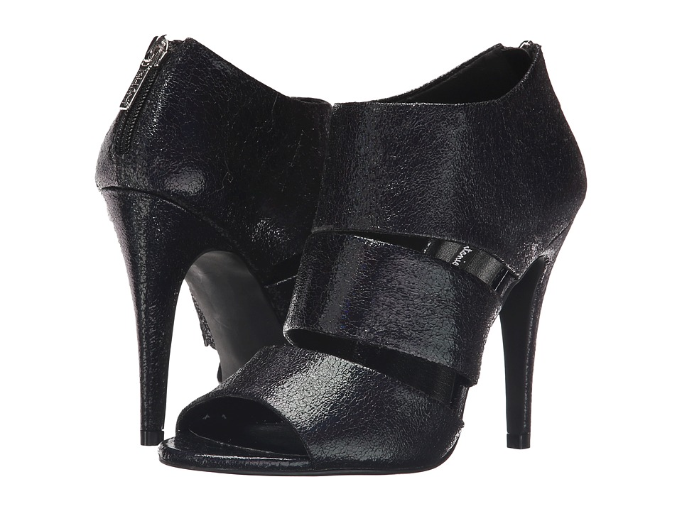 Michael Antonio - Jaws Metallic (Black) High Heels