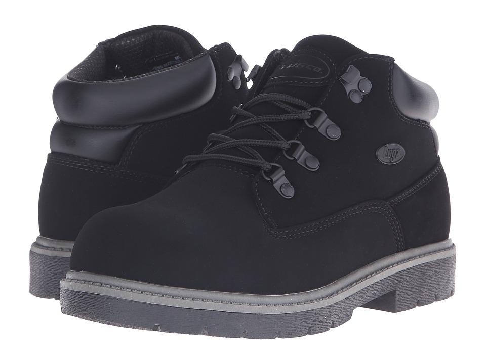 Lugz - Cargo (Black/Charcoal) Men's Boots