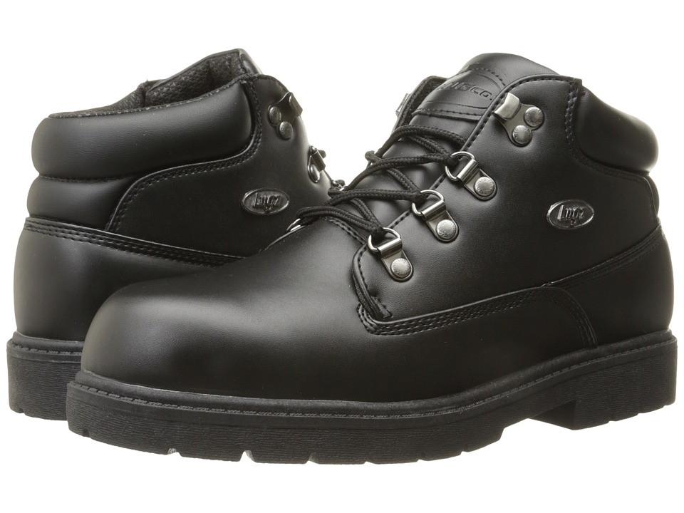 Lugz - Cargo (Black) Men's Boots
