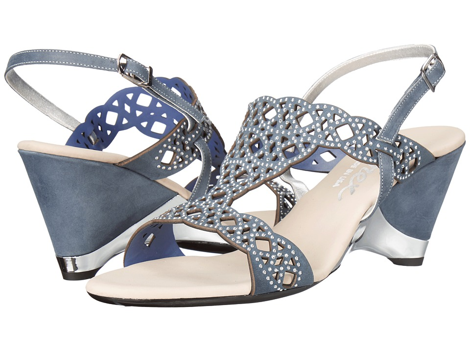 Onex - Lacy (Blue) High Heels