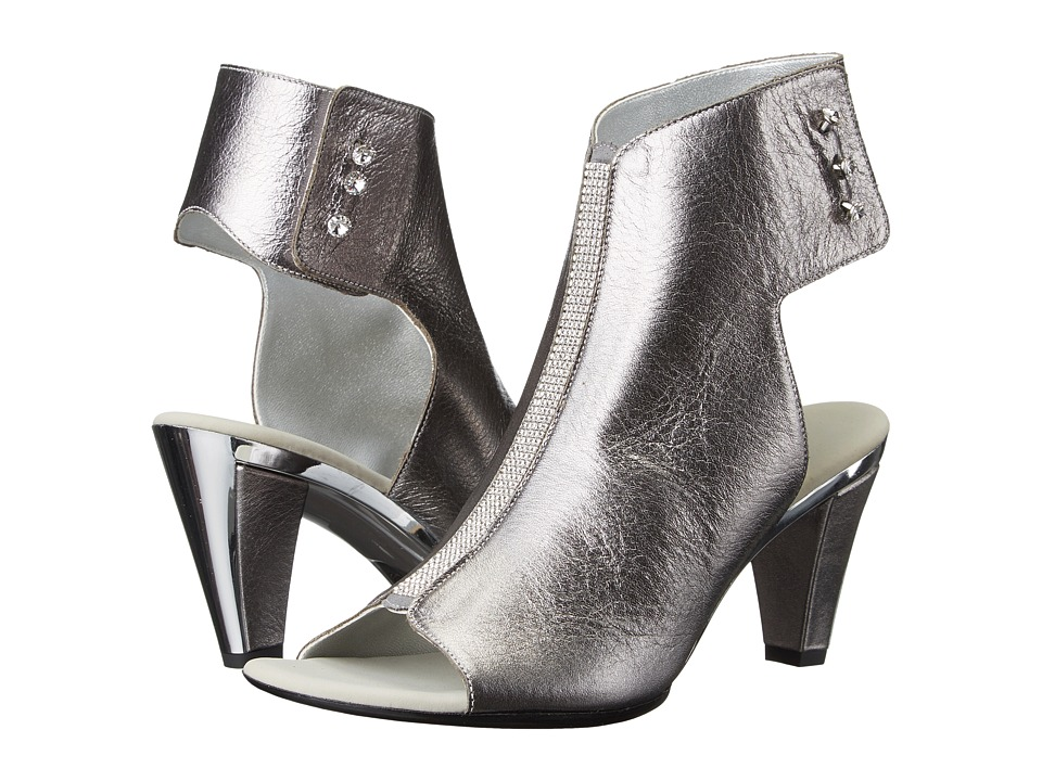 Onex - Tux (Pewter Leather) High Heels