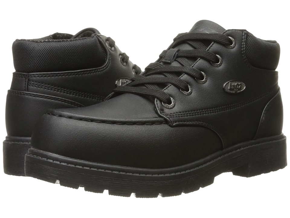 Lugz - Loot SP (Black) Men's Boots