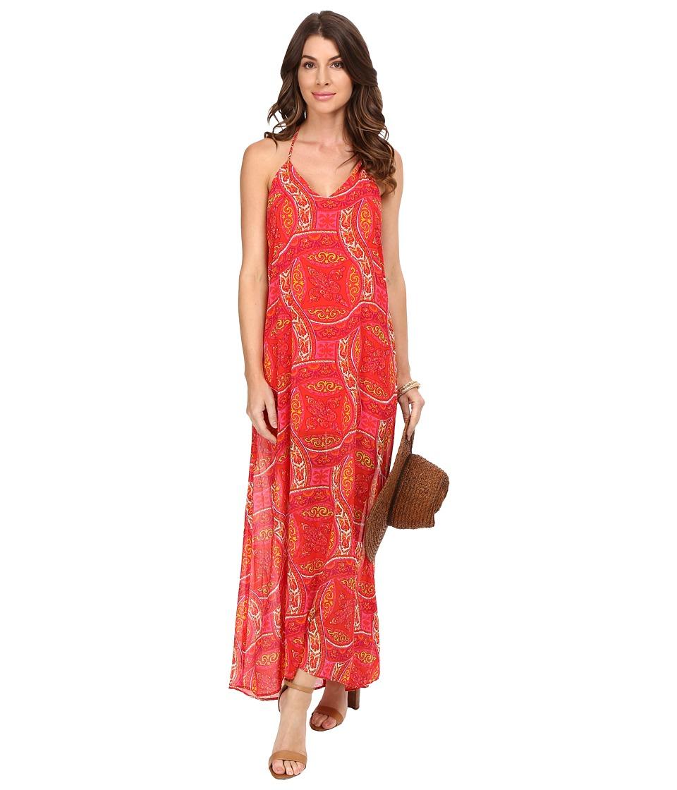 Show Me Your Mumu - Erlyn Maxi Dress (Pink Colada) Women's Dress