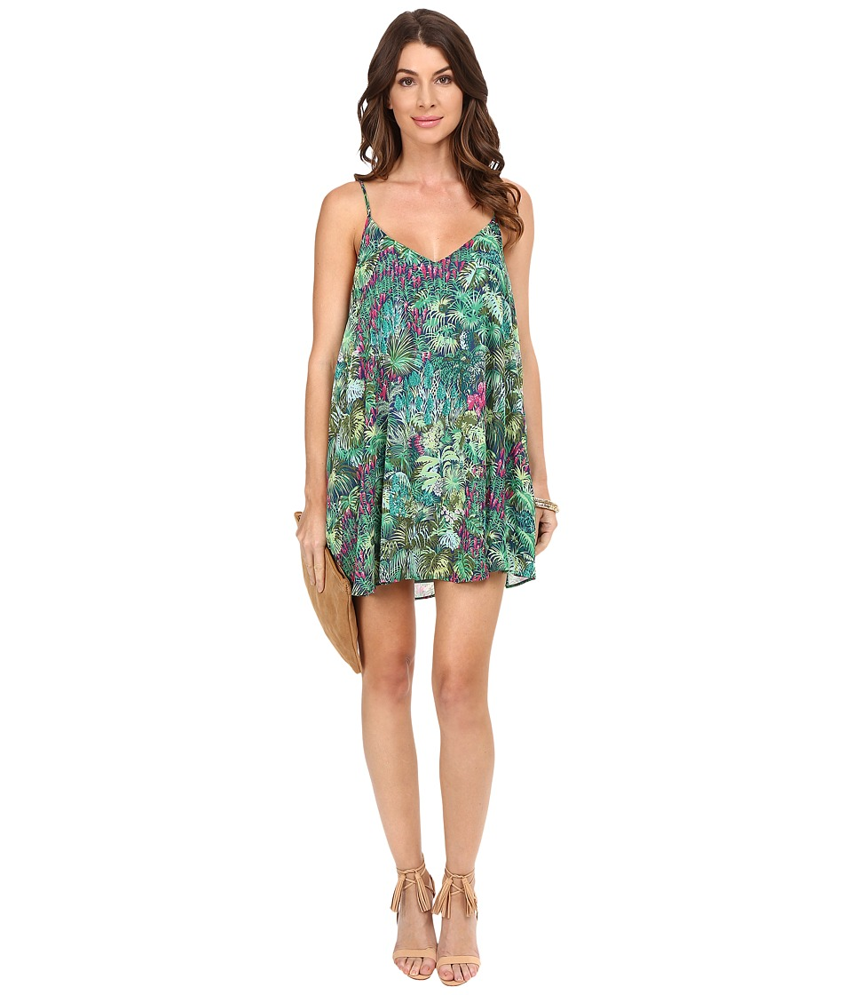Show Me Your Mumu - Circus Mini Dress (Rainforest Caf ) Women's Dress