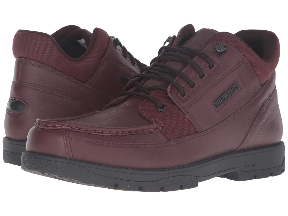 Rockport - Treeline Hike Marangue (Burgundy) Men's Shoes