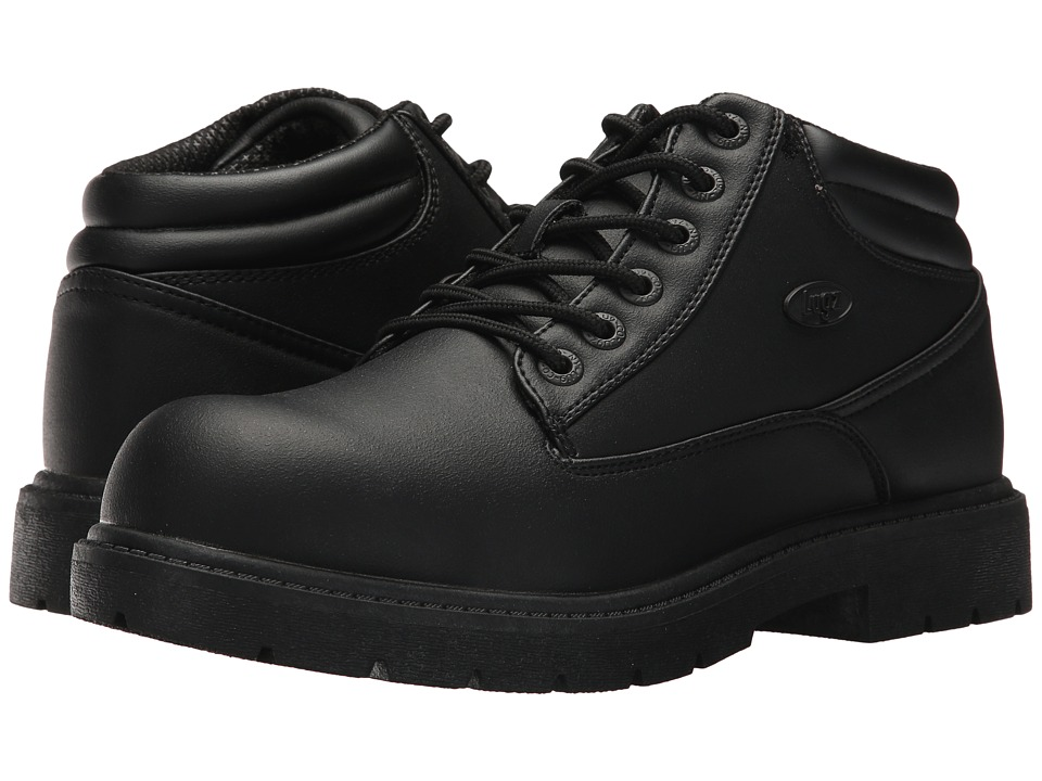 Lugz - Monster Mid SP (Black) Men's Boots