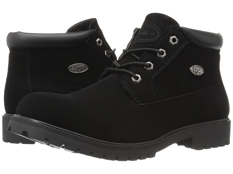 Lugz - Huddle (Black) Men