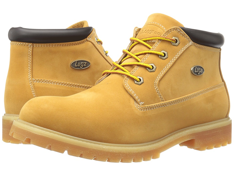 Lugz - Huddle (Golden Wheat) Men