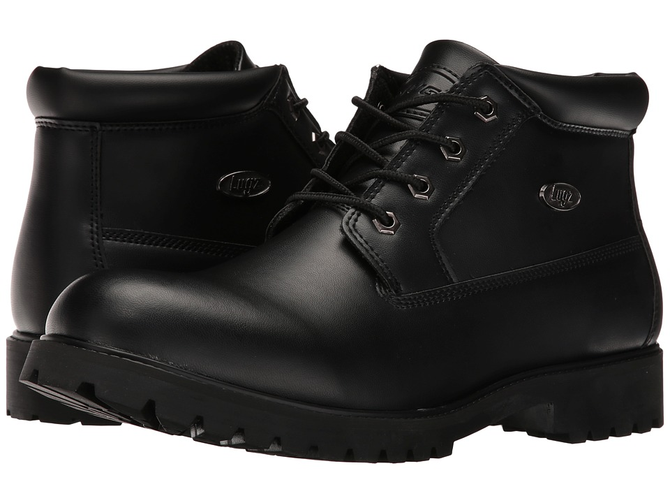 Lugz - Huddle (Black 1) Men's Boots