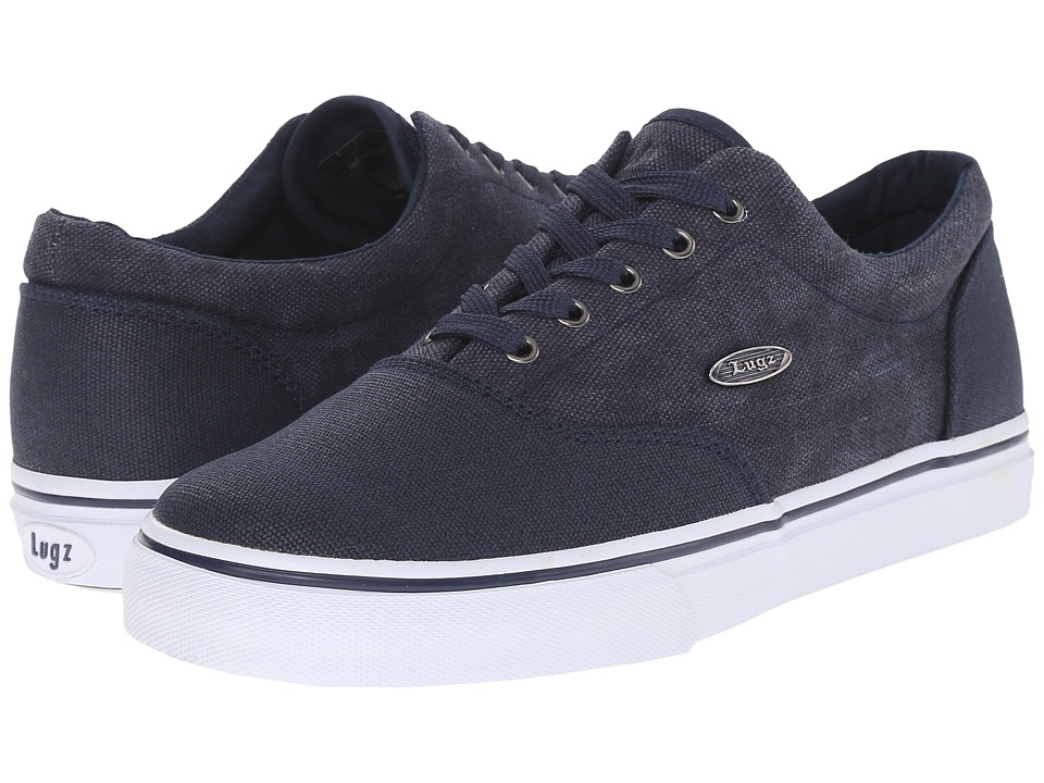 Lugz Vet MM (Navy/White) Men