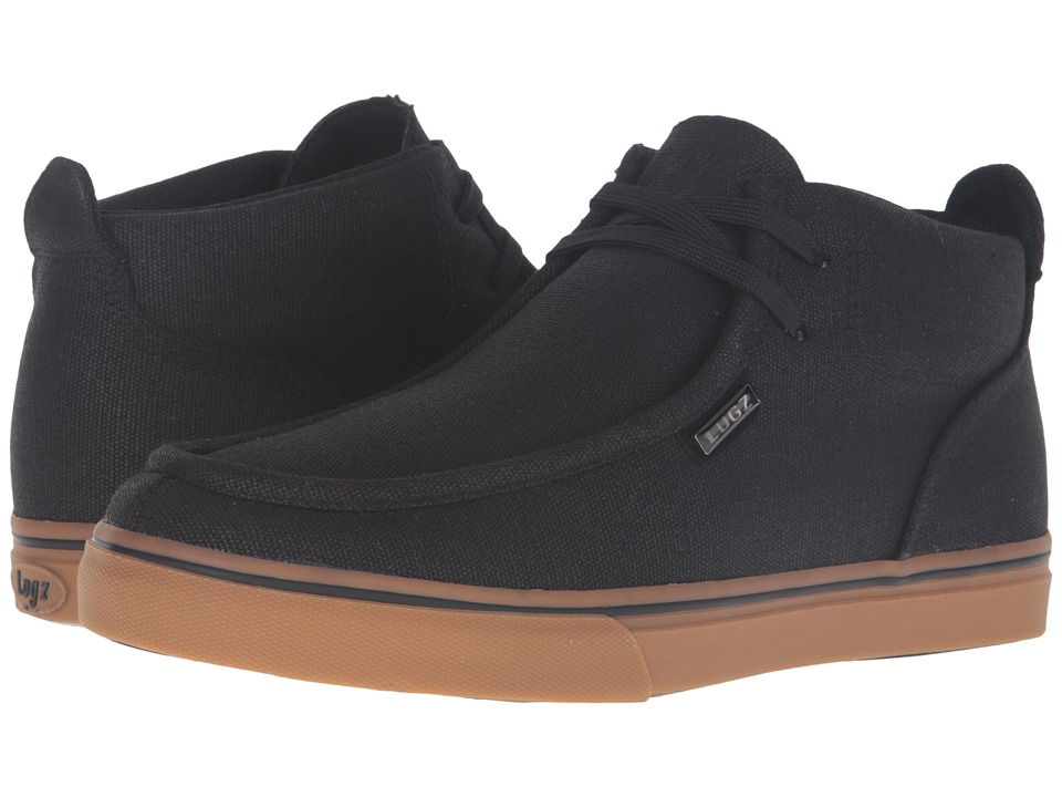 Lugz - Strider CC (Black/Gum) Men's Shoes