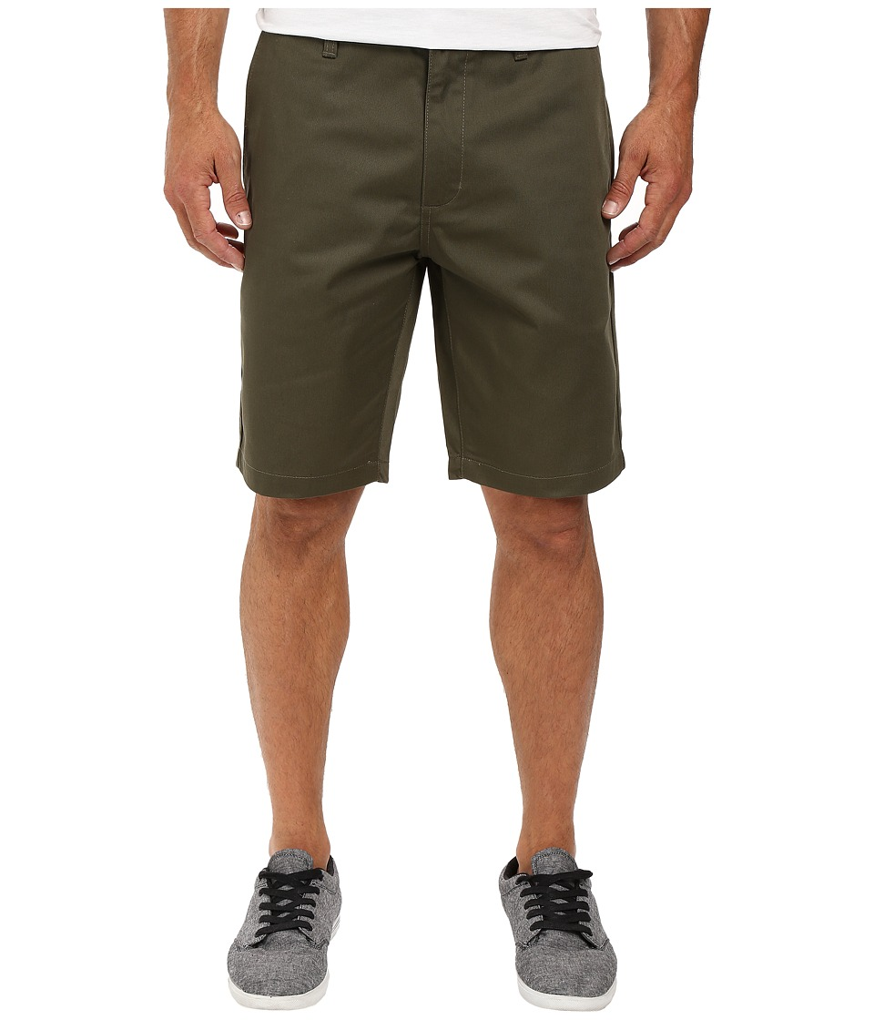 RVCA - The Week-End Shorts (Leaf) Men's Shorts