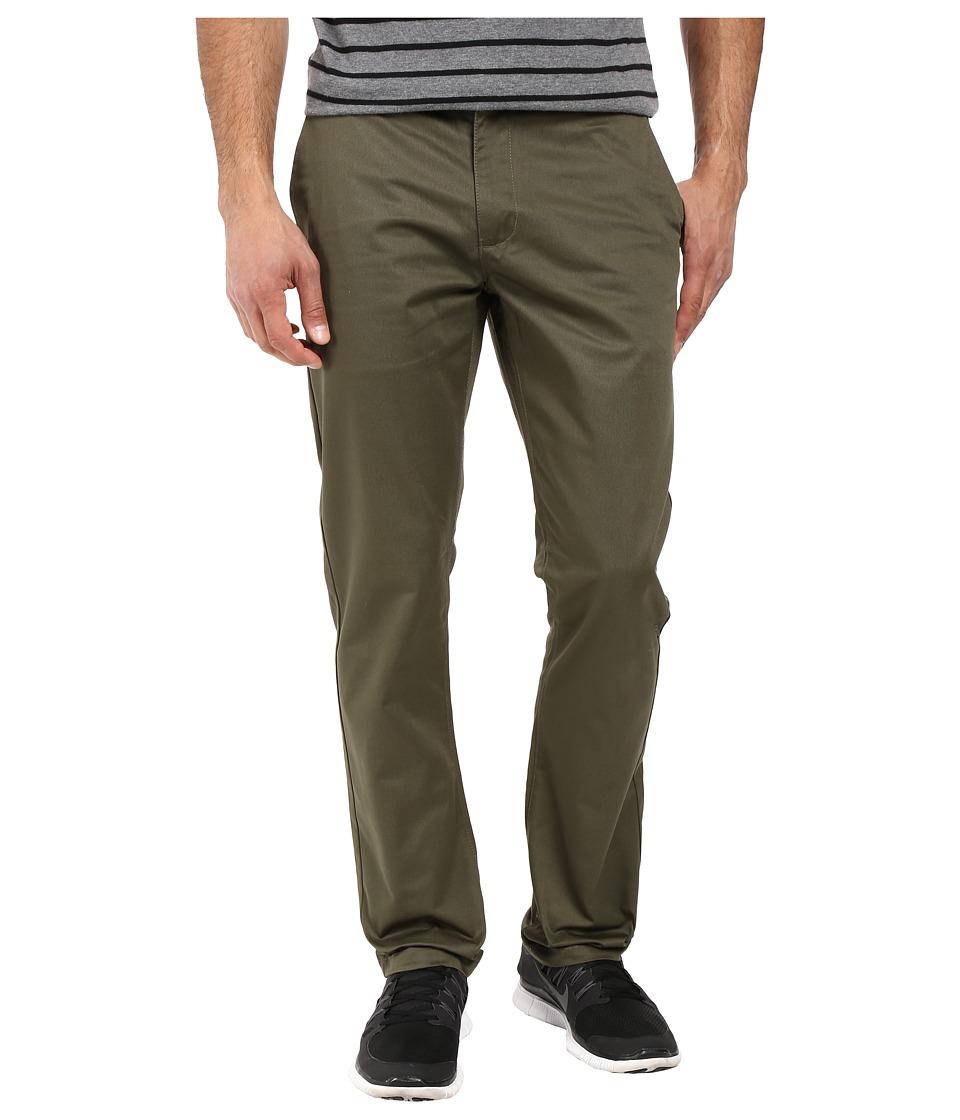 RVCA - The Week-End Pant (Leaf) Men's Casual Pants