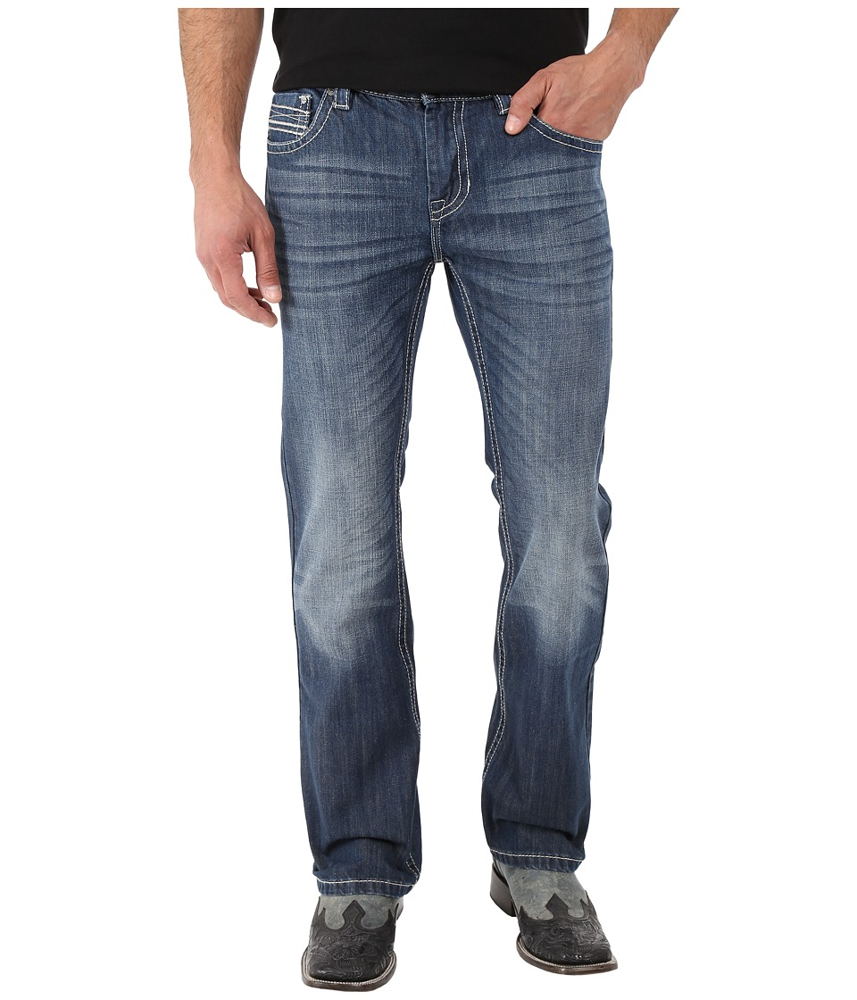 Rock and Roll Cowboy - Pistol Bootcut in Dark Vintage M0P7426 (Dark Vintage) Men's Jeans