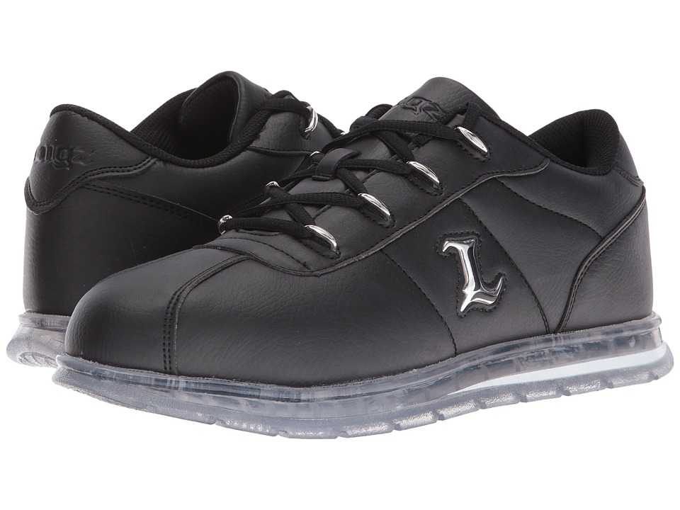 Lugz - Zrocs Ice (Black/Clear) Men's Shoes