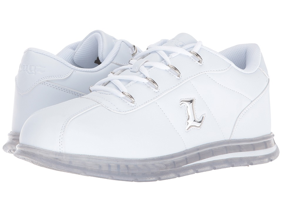 Lugz - Zrocs Ice (White/Clear) Men's Shoes