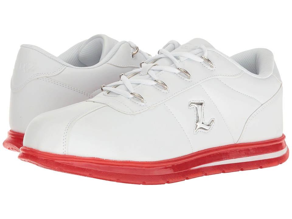 Lugz - Zrocs Ice (White/Mars Red Ice) Men's Shoes