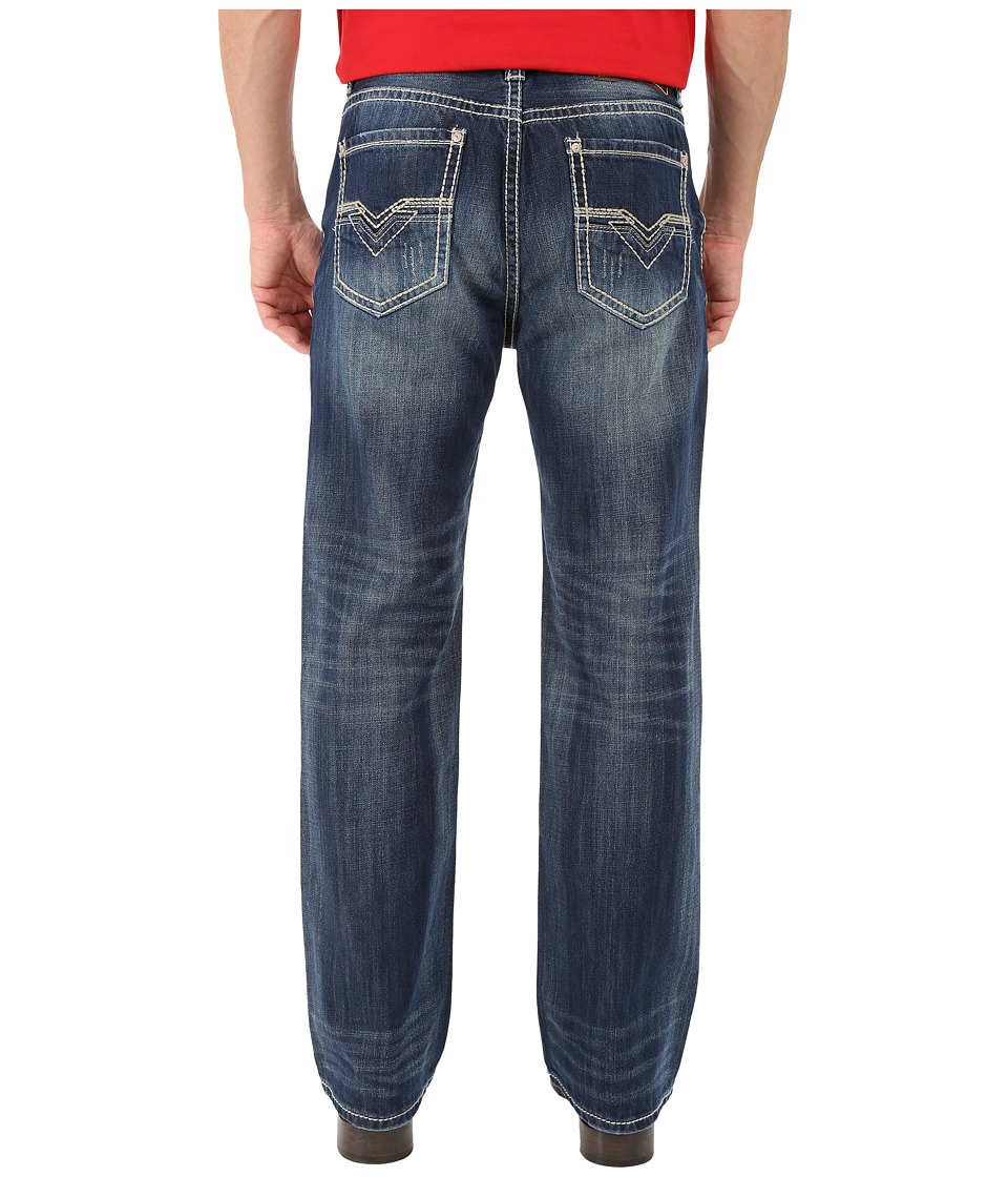 Rock and Roll Cowboy - Double Barrel in Medium Vintage M0S7425 (Medium Vintage) Men's Jeans