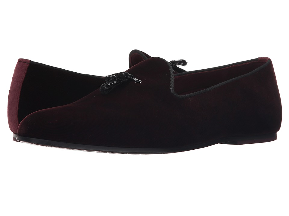 Ted Baker - Thrysa 2 (Dark Red Velvet) Men's Shoes