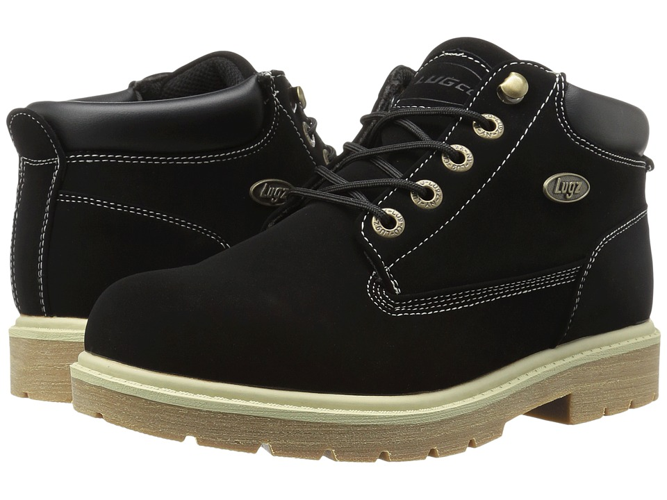 Lugz - Drifter LX (Black/Cream) Women's Boots