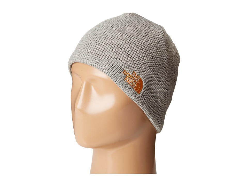 The North Face - Bones Beanie (Moon Mist Grey) Beanies