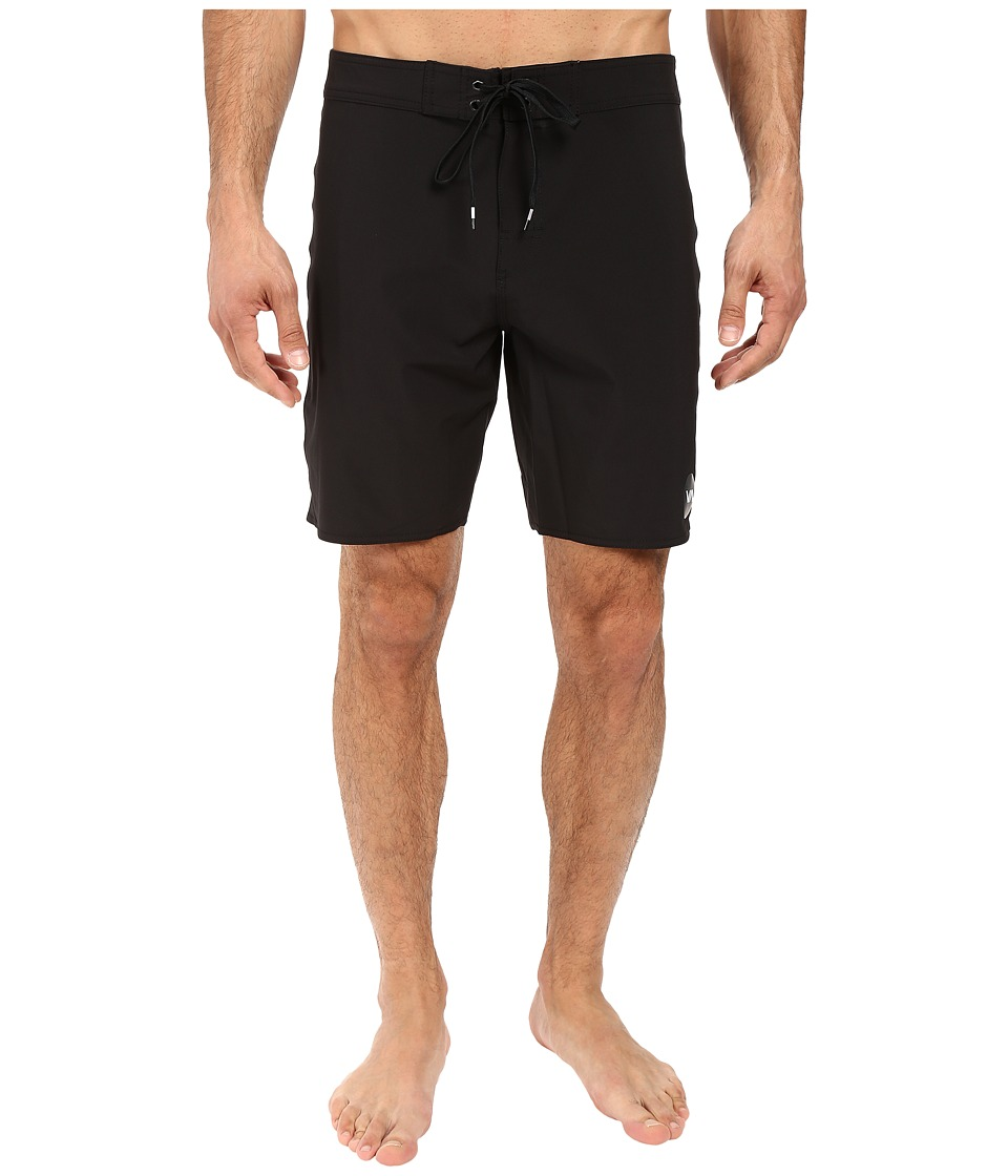 RVCA - VA Trunk (Black) Men's Swimwear