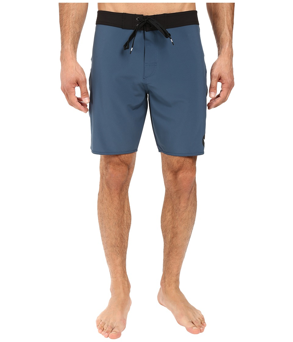 RVCA - VA Trunk (Dark Denim) Men's Swimwear