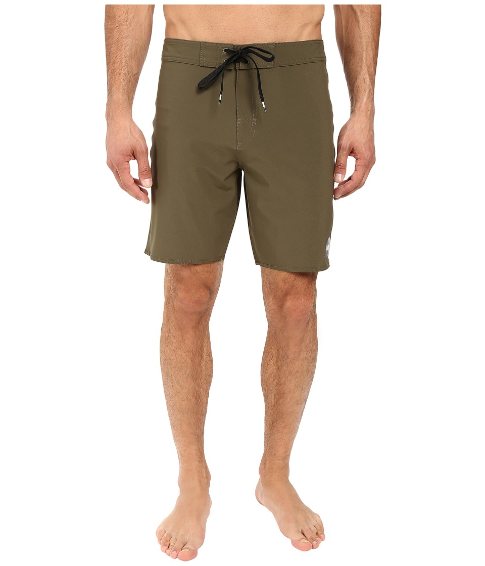 RVCA - VA Trunk (Leaf) Men's Swimwear