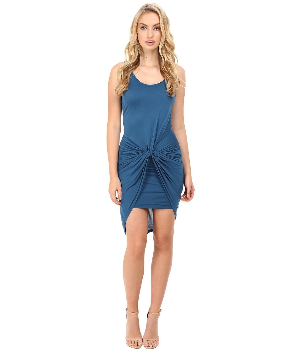 Young Fabulous & Broke - Desirae Dress (Pacific Blue) Women's Dress