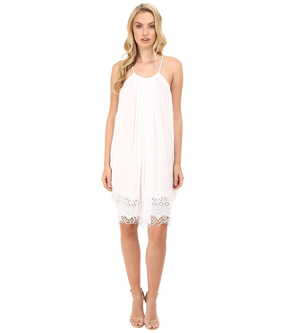 Young Fabulous & Broke - Trischa Dress (White) Women's Dress