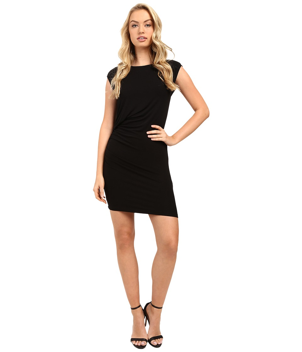 Young Fabulous & Broke - Khloe Dress (Black) Women's Dress