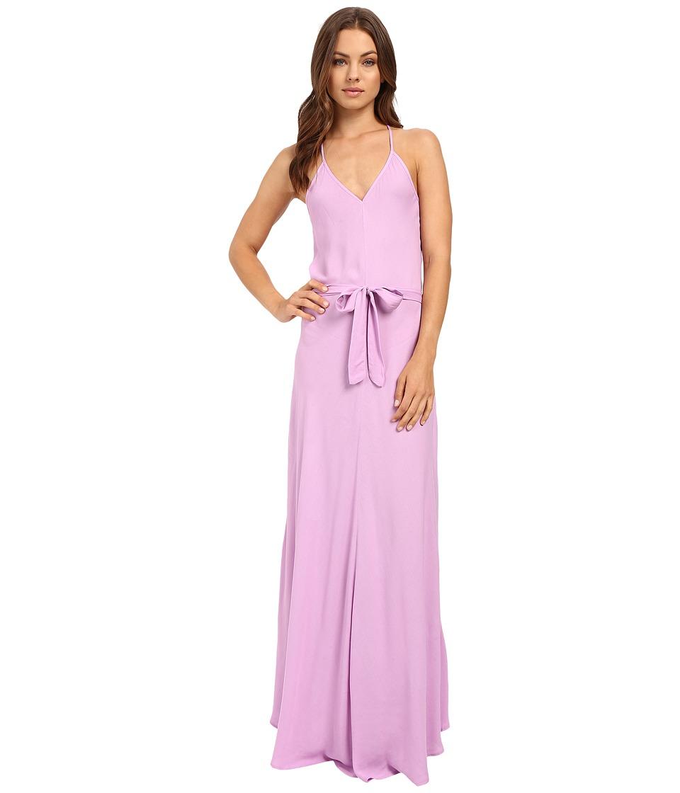 Young Fabulous & Broke - Carla Maxi (Lilac) Women's Dress