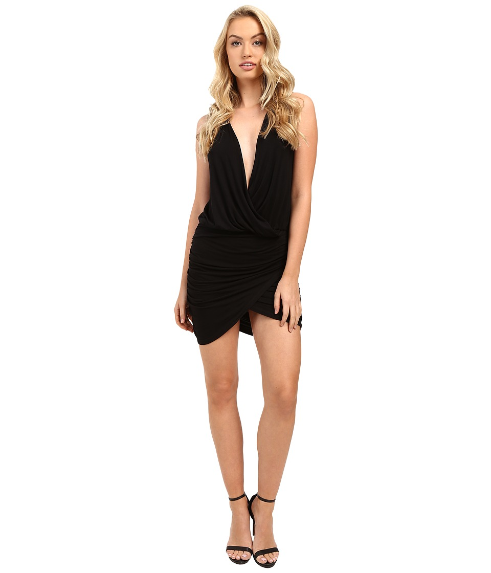 Young Fabulous & Broke - Stacey Dress (Black) Women's Dress