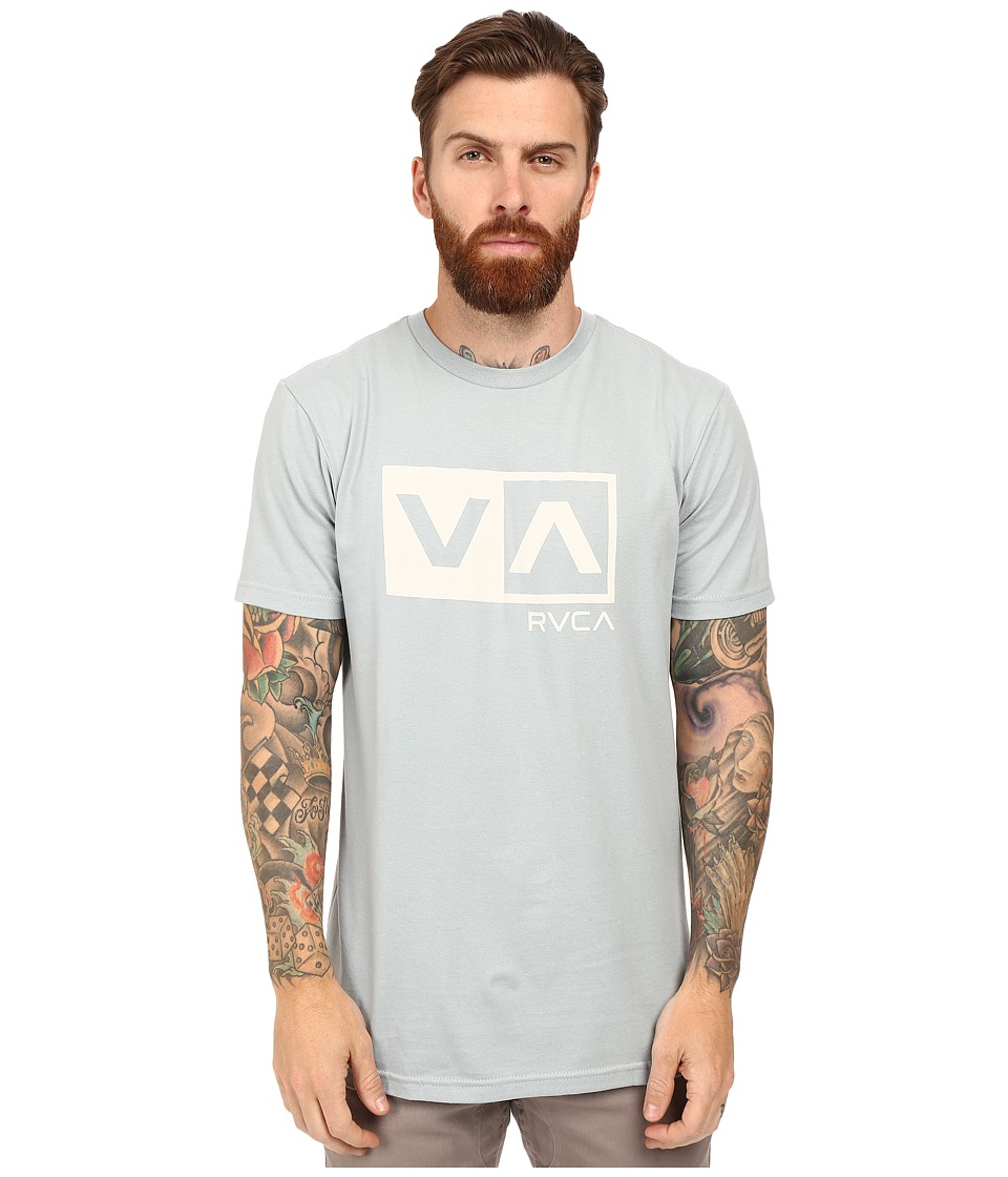 RVCA - Balance Box Tee (Arona Blue) Men's T Shirt