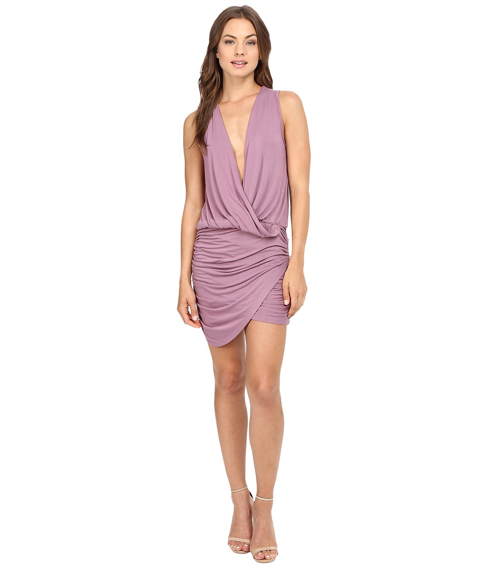 Young Fabulous & Broke - Stacey Dress (Raisin) Women's Dress