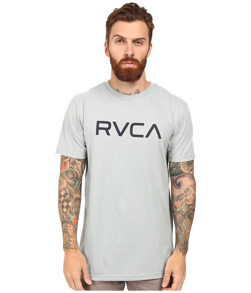 RVCA - Big Tee (Arona Blue) Men's T Shirt