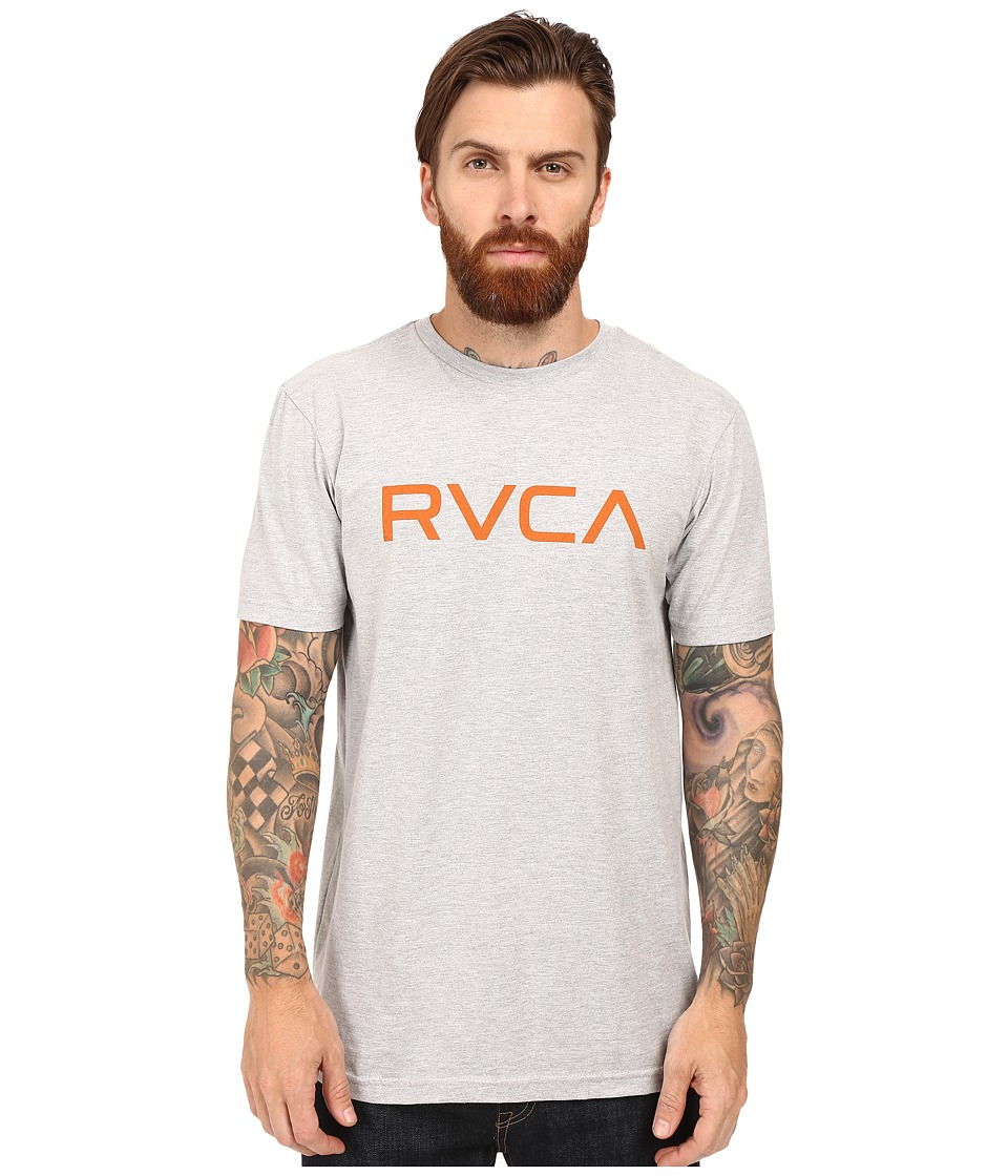 RVCA Big Tee (Athletic Heather) Men