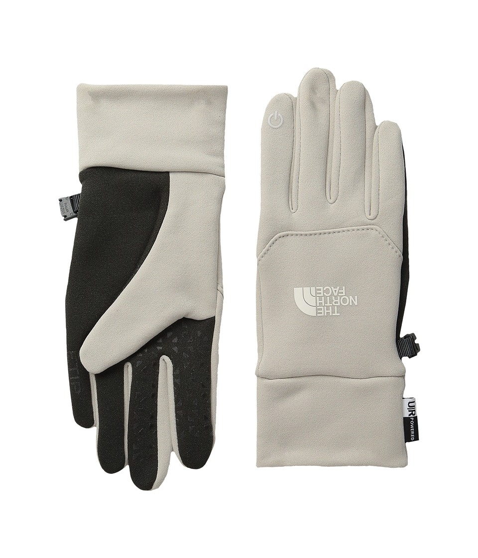 The North Face - Etip Gloves (Dove Grey) Snowboard Gloves