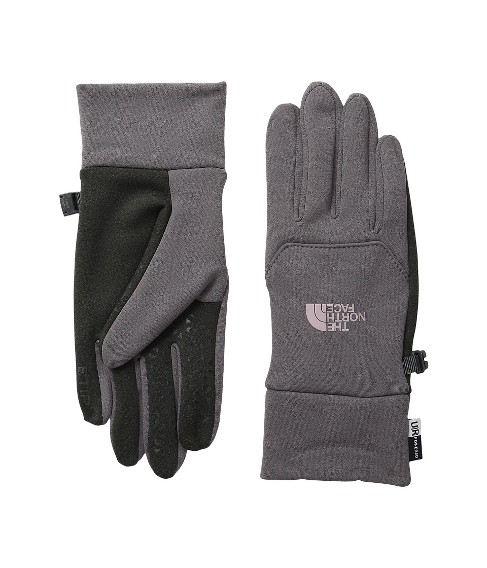 The North Face - Etip Gloves (Rabbit Grey) Snowboard Gloves