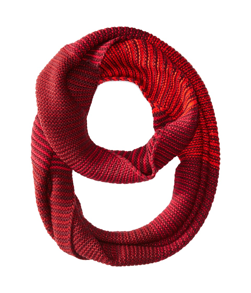 The North Face - Purrl Stitch Scarf (Deep Garnet Red) Scarves