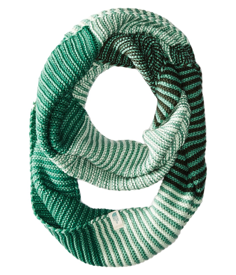 The North Face - Purrl Stitch Scarf (Deep Sea) Scarves