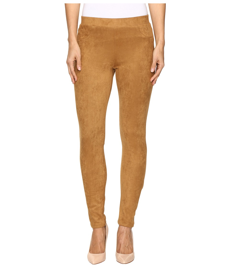 Karen Kane - Faux Suede Pants (Camel 2) Women's Casual Pants